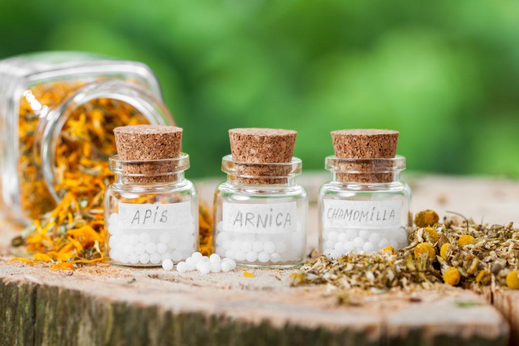 homeopatiká
