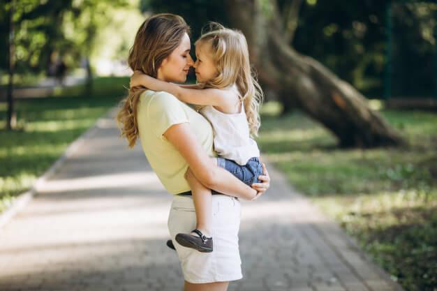 mama a dieťa